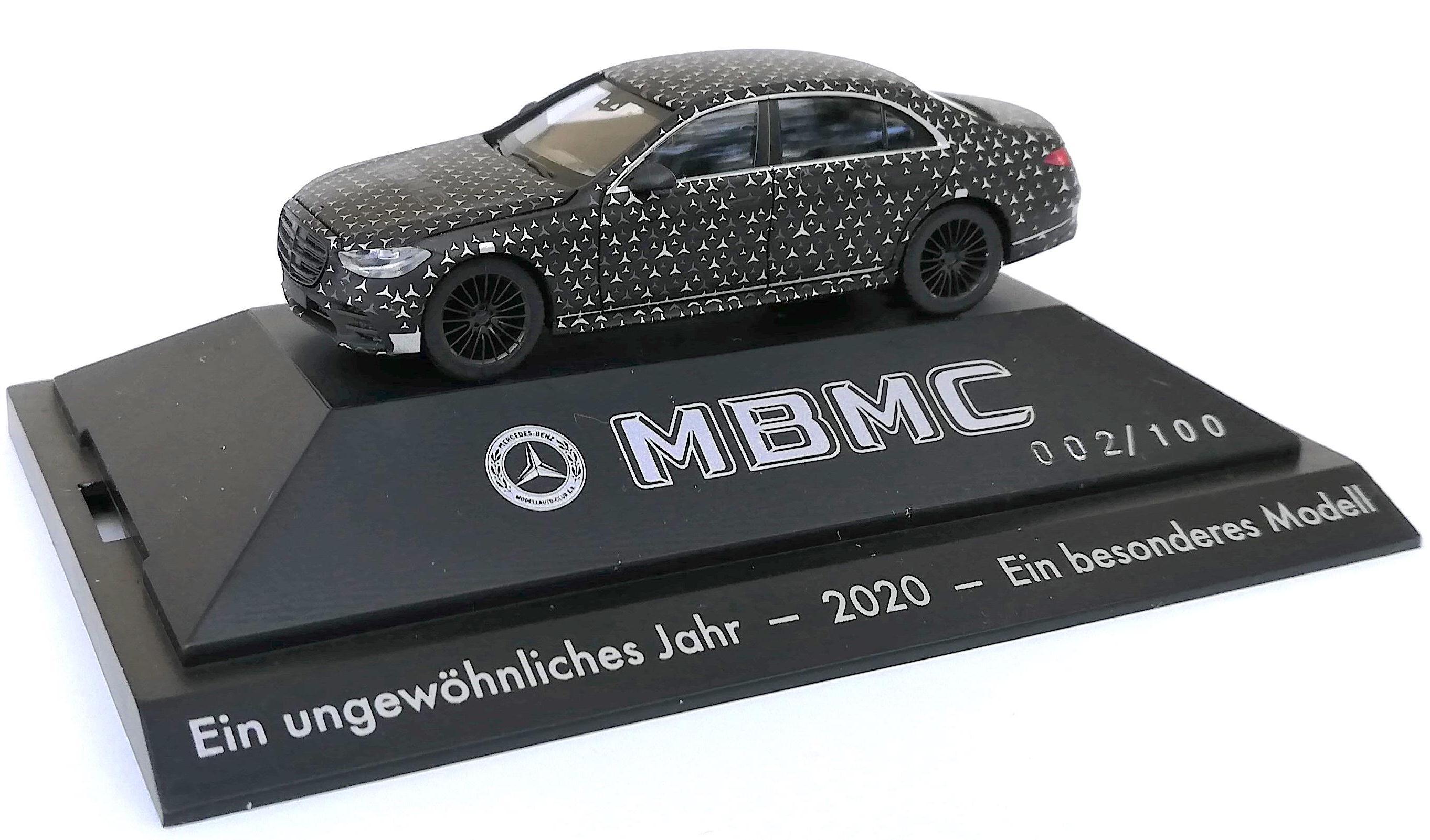2020 Annual Model