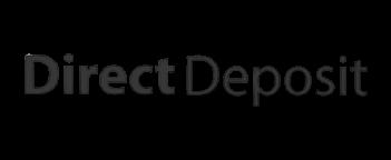 Direct Deposit Logo